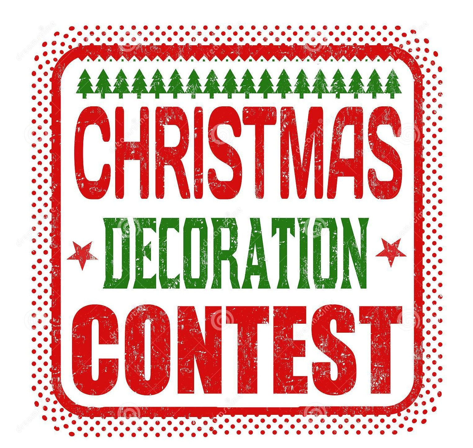 Christmas Decorating Contest Image